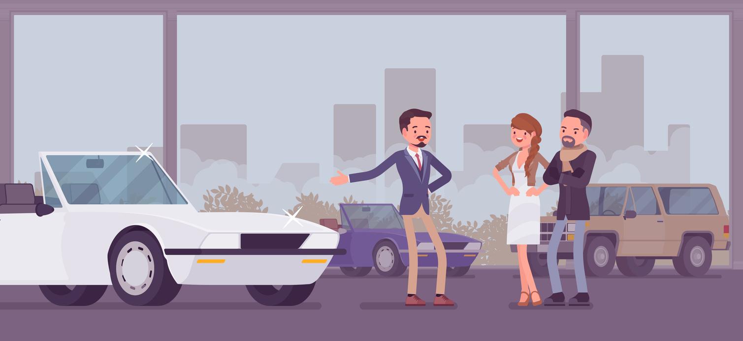 Att tänka på när man säljer sin bil