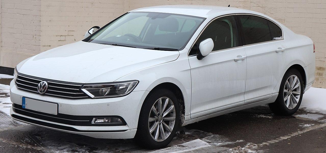 Audi och Volkswagen